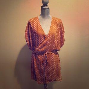 Dresses & Skirts - NWOT Fall Drape Dress
